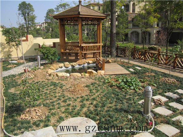 别墅花园,私家庭院,锦鲤鱼池等各种风格的别墅花园景观设计和施工.