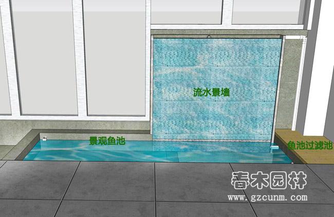 广州南沙区别墅花园半岛位置设计图景观一合肥号鱼池别墅图片